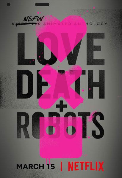 爱,死亡和机器人 第一季 Love, Death & Robots Season 1 (2019) 全18集 [1080P 8.6G]